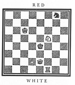 イラスト: チェス問題