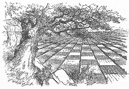 イラスト: チェスの国
