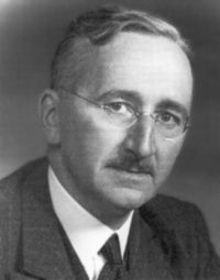 Portrait of F.A. Hayek