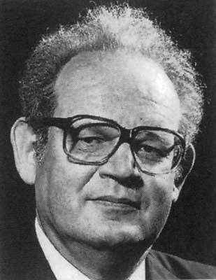 ベノワ・マンデルブロ (Benoit B. Mandelbrot)